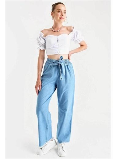 Şimal Pantolon Mavi